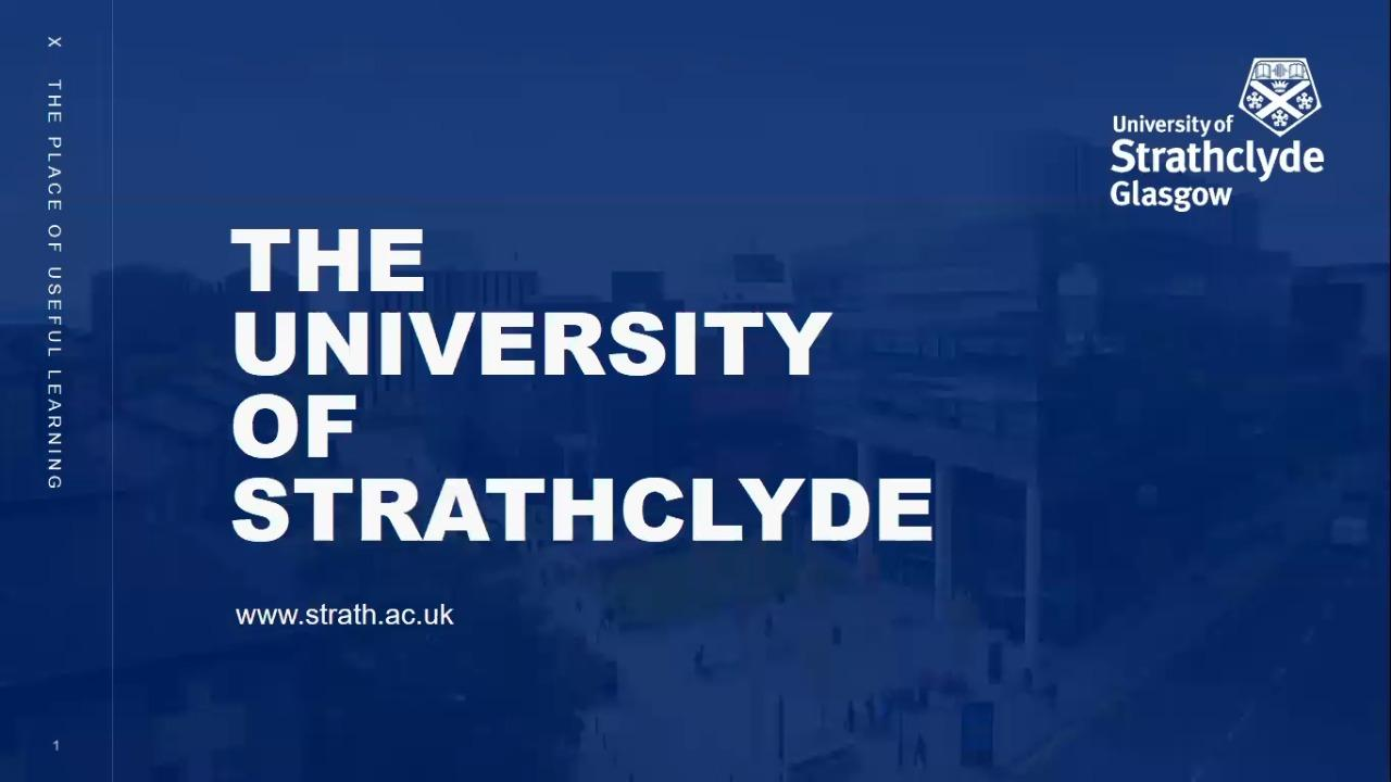 Transition from school to university & Student Finance