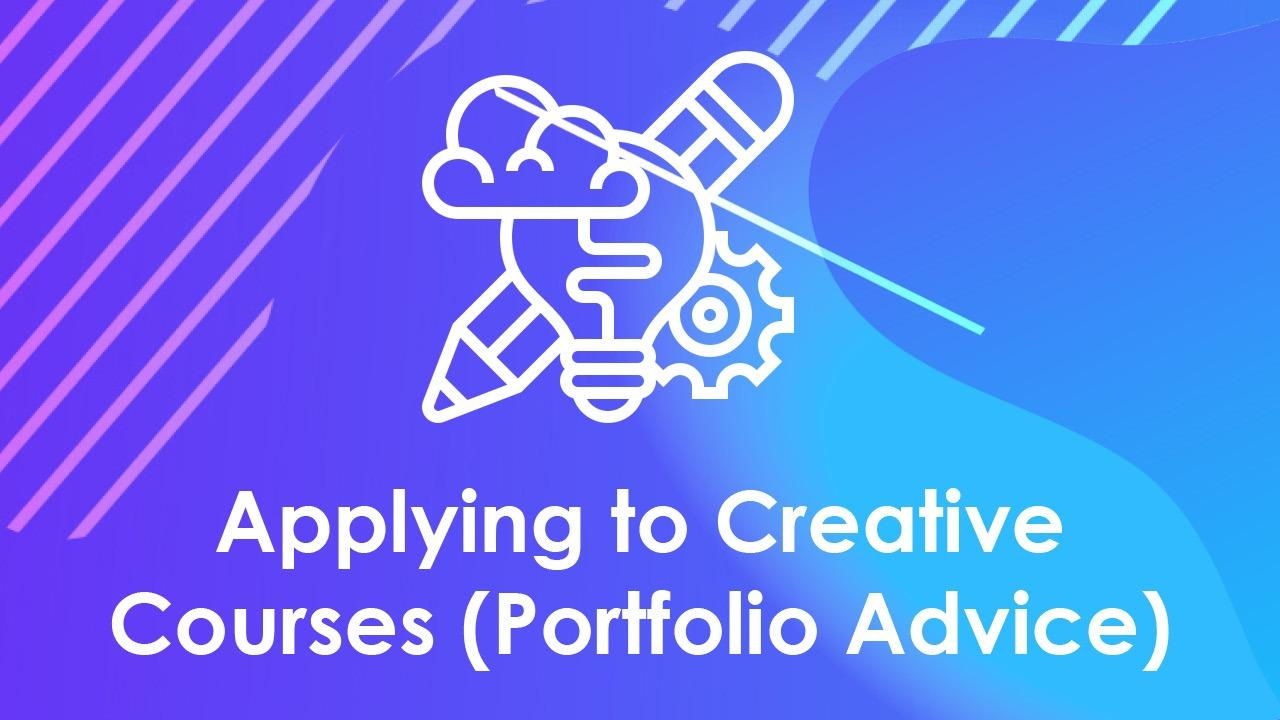 Applying to Creative Course