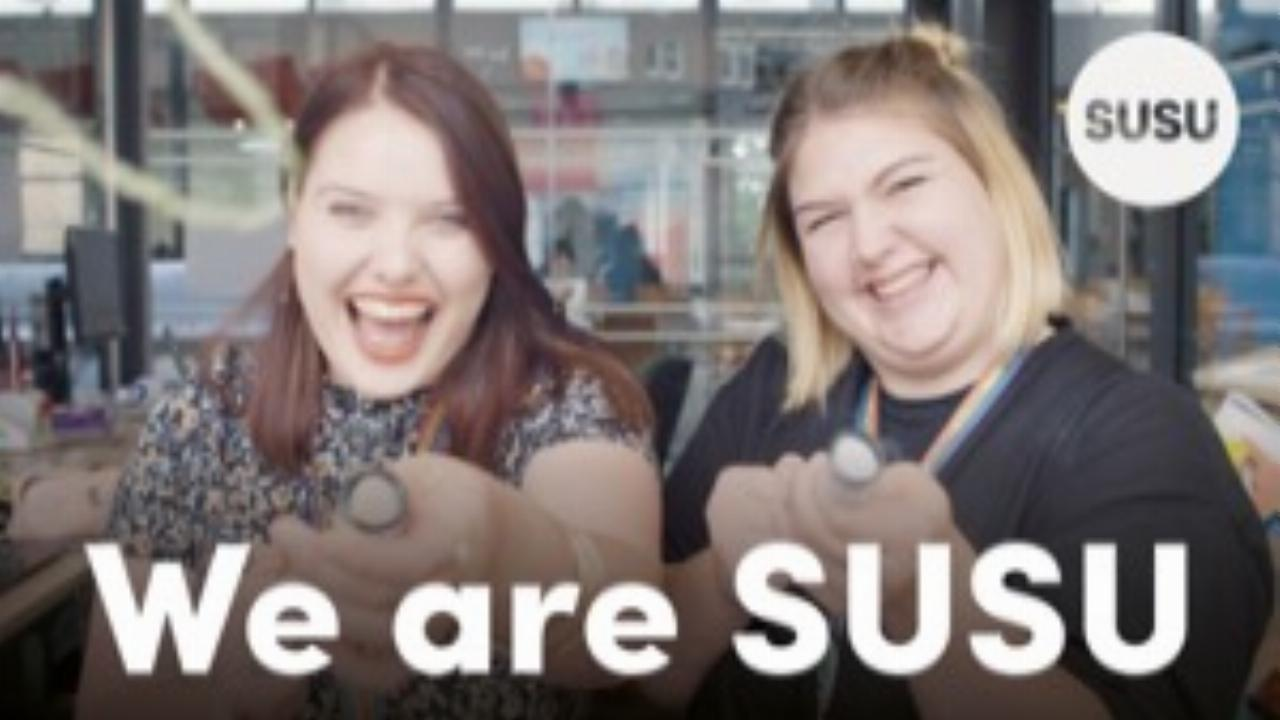 We are Southampton University Student Union
