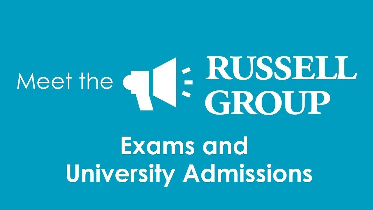 Exams and University Admissions