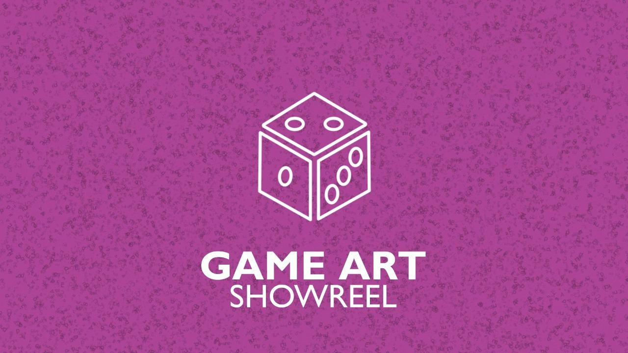 Escape Studios: Game Art Showreel
