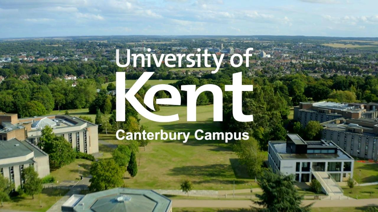 Canterbury Campus by Air | University of Kent