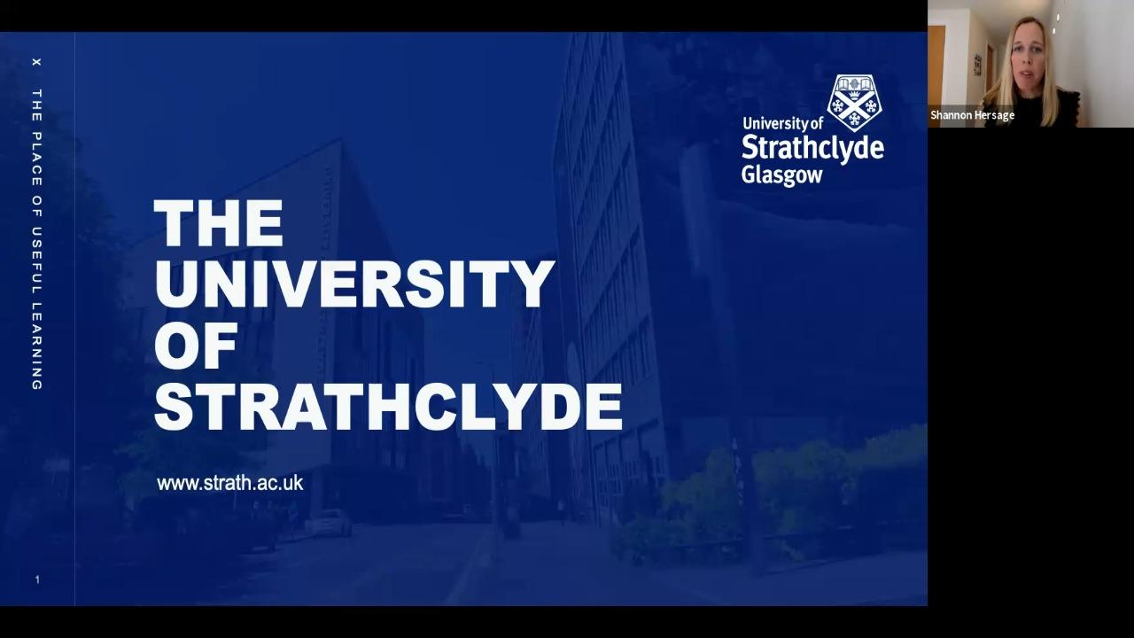 Study Abroad at the University of Strathclyde
