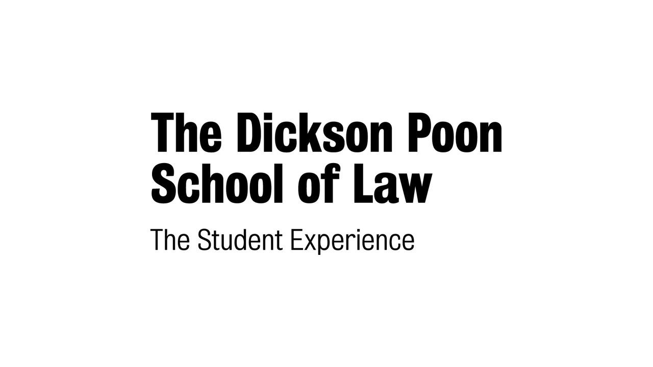 Discover: Law at King's College London