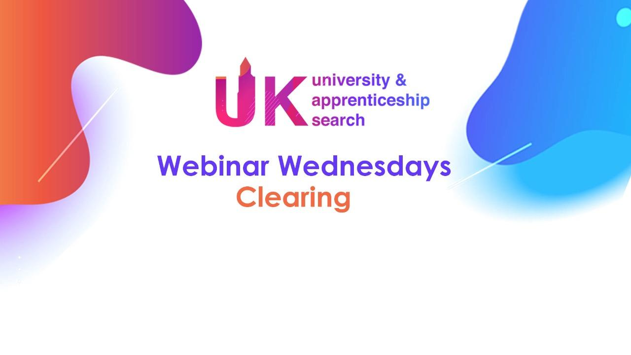 Webinar Wednesday - Clearing Special